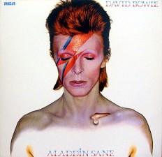 Виниловая пластинка David Bowie - Aladdin sane /G/