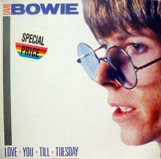 David Bowie - Love you till tuesday /G/