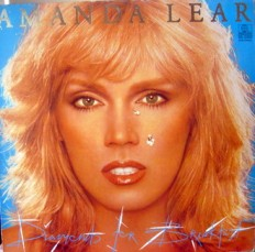 Виниловая пластинка Amanda Lear - Diamonds for breakfest /G/