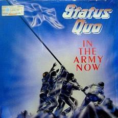 Виниловая пластинка Status Quo - In the army now /NL/