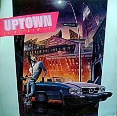 Виниловая пластинка Uptown Is Kickin' It - Uptown Is Kickin' It /En/