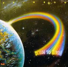 Виниловая пластинка Rainbow - Down to earth/G/