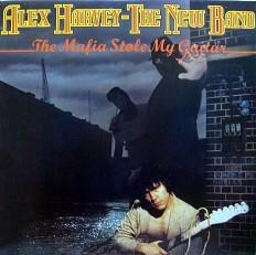 Alex Harvey - The New Band - The Mafia Stole My Guitar /UK/