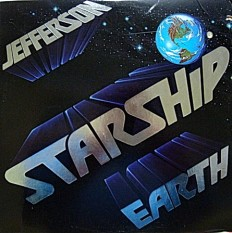 Виниловая пластинка Jefferson Starship - Earth /US/