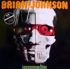 Виниловая пластинка Brian Johnson - Strange man /G/
