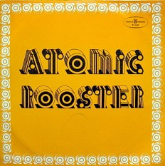 Atomic Rooster - Atomic Rooster /PL/