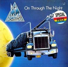 Def Leppard - On through the night /NL/