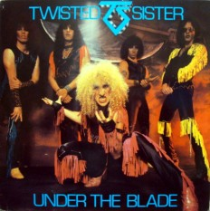 Twisted Sister - Under the blade /NL/