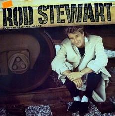 Rod Stewart - Every beat of my heart /G/