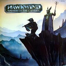 Виниловая пластинка Hawkwind - Masters of the universe /G/