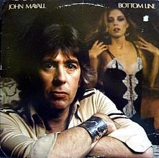 Виниловая пластинка John Mayall - Bottom line /US/