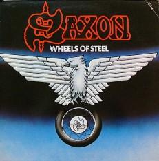 Saxon - Wheels of steels /UK/