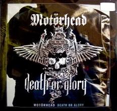 Виниловая пластинка Motorhead - Death of glory /EU/