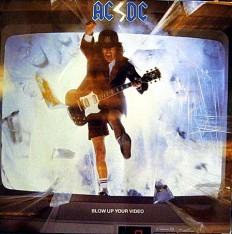 Виниловая пластинка AC/DC - Blow up your video/G/