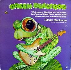 Виниловая пластинка Green Bullfrog - WA /US/