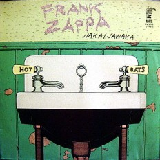 Виниловая пластинка Zappa - Waka/jawaka /G/