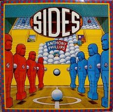 Anthony Phillips - Sides /GB/