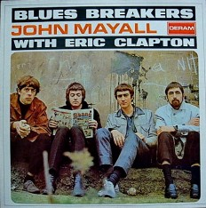 John Mayall With Eric Clapton  - John Mayall With Eric Clapton – Blues Breakers /NL/