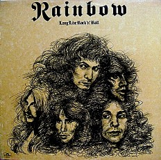 Rainbow - Long live rock n roll /NL/