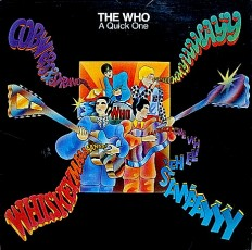 The Who - A quick one/The who sell out /En/ 2LP