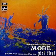Виниловая пластинка Pink Floyd - More /Fr/