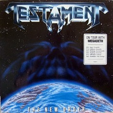 Testament - The new order /G/