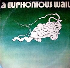 Виниловая пластинка A Euphonious Wail - A Euphonious Wail /US/