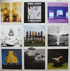 Pink Floyd - A nice pair /Jap/ 2LP