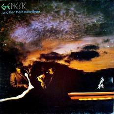Виниловая пластинка Genesis - ...and then there were three... /NL/