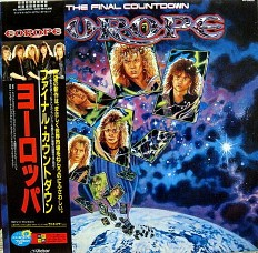 Europe - The final countdown /Jap/