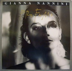 Виниловая пластинка Gianna Nannini - Pro fu mo /G/