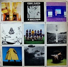 Pink Floyd - A nice pair /Jap/ 2lp insert