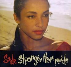 Виниловая пластинка Sade - Stronger than pride /NL/