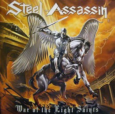 Виниловая пластинка Steel Assassin - War of the Eight Saints /G/2LP