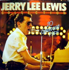 Виниловая пластинка Jerry Lee Lewis - 20 GH /Fr/