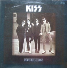 Виниловая пластинка KISS - Dressed to kill/fr/ 1 press