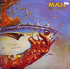 Виниловая пластинка Man - Slow motion /It/
