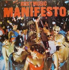 Roxy music - Manifesto /NL/