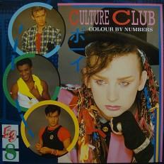 Виниловая пластинка Culture club - Color by numbers /G/