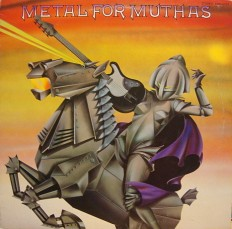 Metal for muthas - Metal for muthas /JP/