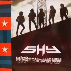 Виниловая пластинка SHY - Misspent youth /G/