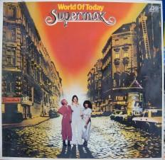 Виниловая пластинка Supermax - World of today /G/