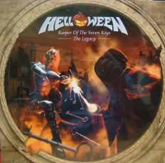 Виниловая пластинка Helloween - The legacy /G/