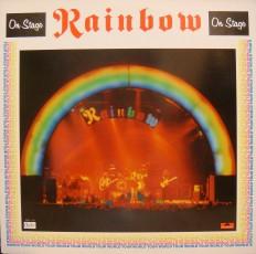 Виниловая пластинка Rainbow - On stage /G/