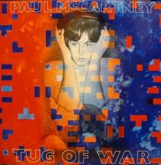 Виниловая пластинка Paul McCartney - Tug of war /G/