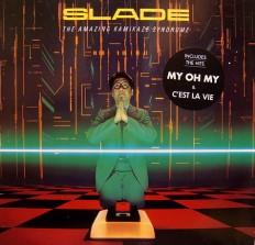 Виниловая пластинка Slade - The amazing kamikaze syndrome /G/