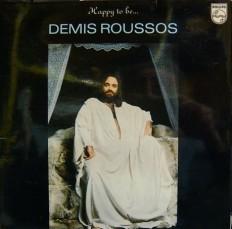 Виниловая пластинка Demis Roussos - Happy to be... /En/