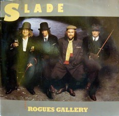 Виниловая пластинка Slade - Roques gallery /G/