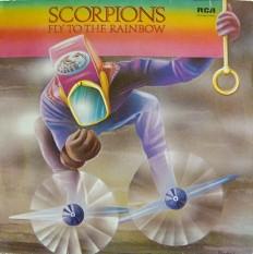 Виниловая пластинка Scorpions - Fly to the rainbow /G/
