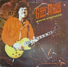 Виниловая пластинка Gary Moore - White knuckles/En/